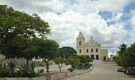 Flores - Praça e Igreja-Foto:magalhães jaime