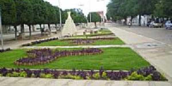 Praça do Coreto em Floresta-PE-Foto:FranciscoNovaes