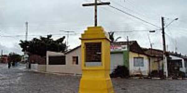 Frei Miguelinho-PE-Cruzeiro Santo Antônio-Foto:Sergio Falcetti