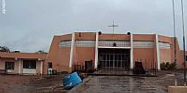 Frei Miguelinho-PE-Nova Igreja de São José-Foto:Sergio Falcetti