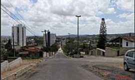 Garanhuns - Garanhuns-PE-Avenida Rui Barbosa-Foto:Egberto Araújo