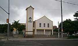 Garanhuns - Igreja Presbiteriana no Distrito de Heli�polis em Garanhuns-PE-Foto:Elio Rocha