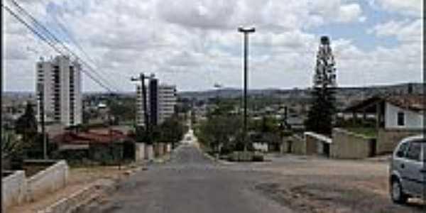Garanhuns-PE-Avenida Rui Barbosa-Foto:Egberto Araújo