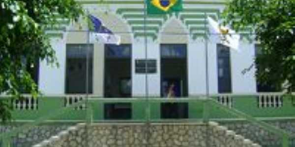 Prefeitura, Por Márcio André