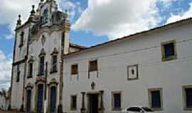 Goiana - Igreja N.S. do Carmo e Convento S. Alberto foto Maravi
