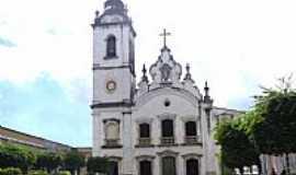 Goiana - Goiana-PE-Matriz de N.Sra.do Ros�rio-Foto:Vicente A. Queiroz
