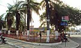 Goiana - Goiana-PE-Praça da Bíblia-Foto:Orlando de Almeida Calado