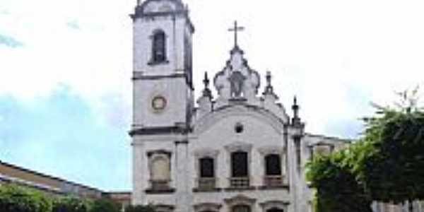 Goiana-PE-Matriz de N.Sra.do Rosário-Foto:Vicente A. Queiroz