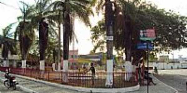 Goiana-PE-Praça da Bíblia-Foto:Orlando de Almeida Calado