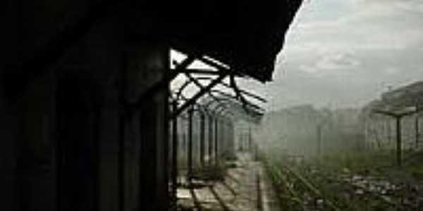 Estação Ferroviária-Foto:estaçõesferroviárias