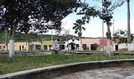Iateca - Iateca-PE-Praça no centro-Foto:Elio Rocha