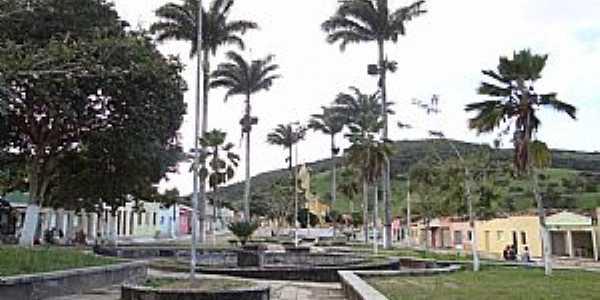 Iateca-PE-Praça da Matriz-Foto:Elio Rocha