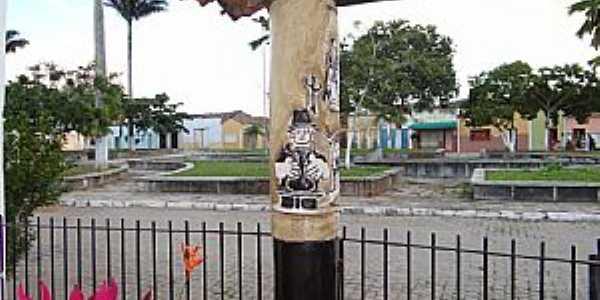 Iateca-PE-Projeto Papa Capim e a praça-Foto:Elio Rocha