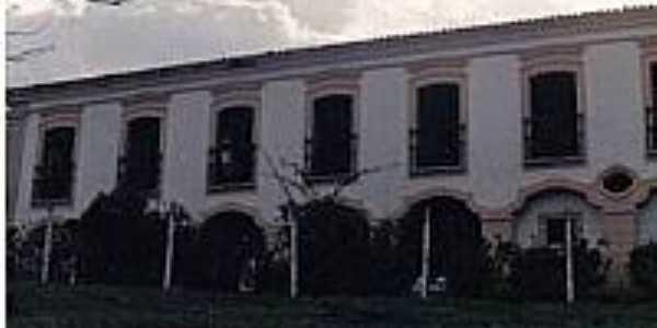 Sobrado do Engenho em Cinco Rios-BA-Foto:wwwbernardo-curiosidades.