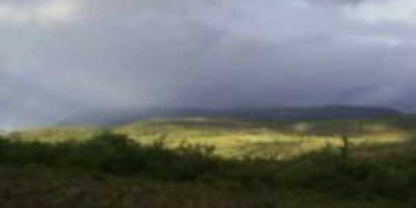 paisagem de iati, Por manoel