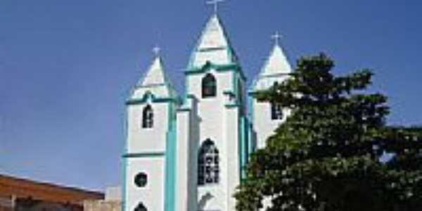 Matriz de São Paulo Apóstolo-Foto:Vicente A. Queiroz