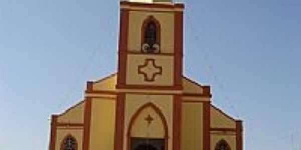 Igreja de São Sebastião-Foto:islan mauricio de so…