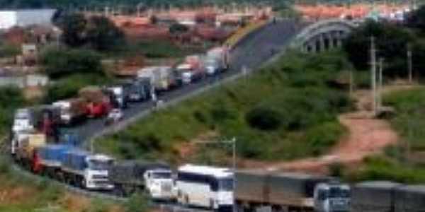 Ibó Ponte., Por Construção da Ponte do Ibó.