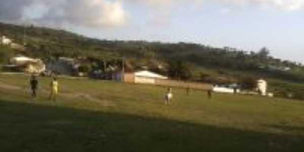 Campo de futbol de Igapó, Por Krislaine Araújo