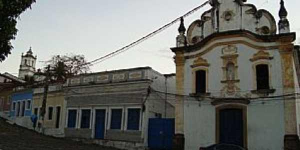 Igarassu-PE-Igreja de N.Sra.da Conceição-Foto:Toni Abreu