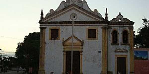 Igarassu-PE-Igreja de São Sebastião-Foto:Toni Abreu
