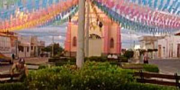 Matriz de São Sebastião-Foto:cicero lucena