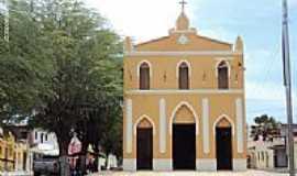Inajá - Igreja de Santo Antônio em Inajá-PE-Foto:Sergio Falcetti