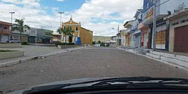 Imagens da cidade de Inajá - PE