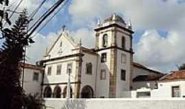 Ipojuca - Convento de Santo Cristo em Ipojuca-PE-Foto:Sergio Falcetti