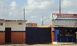 Ipojuca - Entrada do Estádio Municipal Dr.Antônio dourado Neto em Ipojuca-PE-Foto:Sergio Falcetti