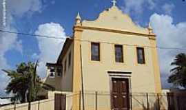 Ipojuca - Igreja de São Miguel em Ipojuca-PE-Foto:Sergio Falcetti
