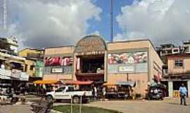 Ipojuca - Mercado Público Municipal em Ipojuca-PE-Foto:Sergio Falcetti