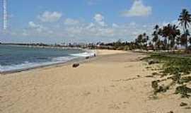 Ipojuca - Praia de Serrambí em Ipojuca-PE-Foto:Sergio Falcetti