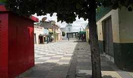 Ipubi - Ipubi-PE-Calçadão no centro-Foto:WILLIAM ALENCAR