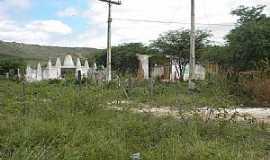 Ipubi - Ipubi-PE-Ruínas da casa do Pe.Galvão-Foto:WILLIAM ALENCAR