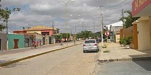 Ipubi-PE-Avenida central-Foto:WILLIAM ALENCAR