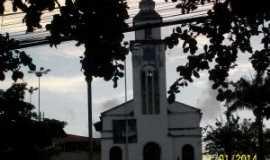 Coaraci - Igreja Na. Sa. de Lourdes-Coaraci, Por REGINA MARIA CAMPOS PIMENTEL