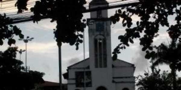 Igreja Na. Sa. de Lourdes-Coaraci, Por REGINA MARIA CAMPOS PIMENTEL