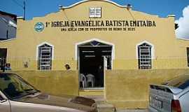 Itaíba - Igreja Batista de Itaíba por ElioRocha