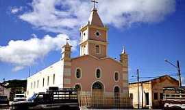 Itaíba - Igreja Matriz de Itaíba PE por WLuiz