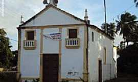 Itamarac� - Igreja de S�o Paulo,Forte Orange, na Ilha de Itamarac�-PE-Foto:Sergio Falcetti