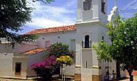 Itamarac� - Igreja em Vila Velha, Itamarac�-PE-Foto:Julio Moraes