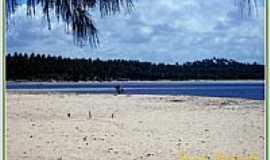 Itamarac� - Praia da Ilha de Itamarac�-PE-Foto:Tony Borrach