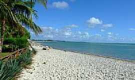 Itamaracá - Praia do Sossego na Ilha de Itamaracá-PE-Foto:FCarvalheira