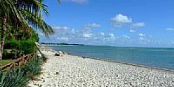 Praia do Sossego na Ilha de Itamaracá-PE-Foto:FCarvalheira