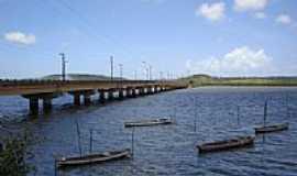 Itapissuma - Ponte Itapissuma/Itamaracá-Foto:Verônica Silva