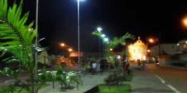 Praça Central de Itaquitinga, Por Jeozivaldo Cesar