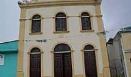 Cajueiro - Igreja de N.Sra.do Livramento em Cajueiro-Foto:Sergio Falcetti