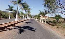 Cocos - Chegada na cidade de Cocos-BA-Foto:R�mulo Henok
