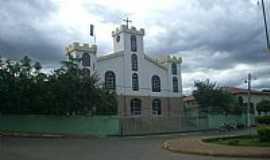 Cocos - Cocos-BA-Igreja Matriz-Foto:Rômulo Henok